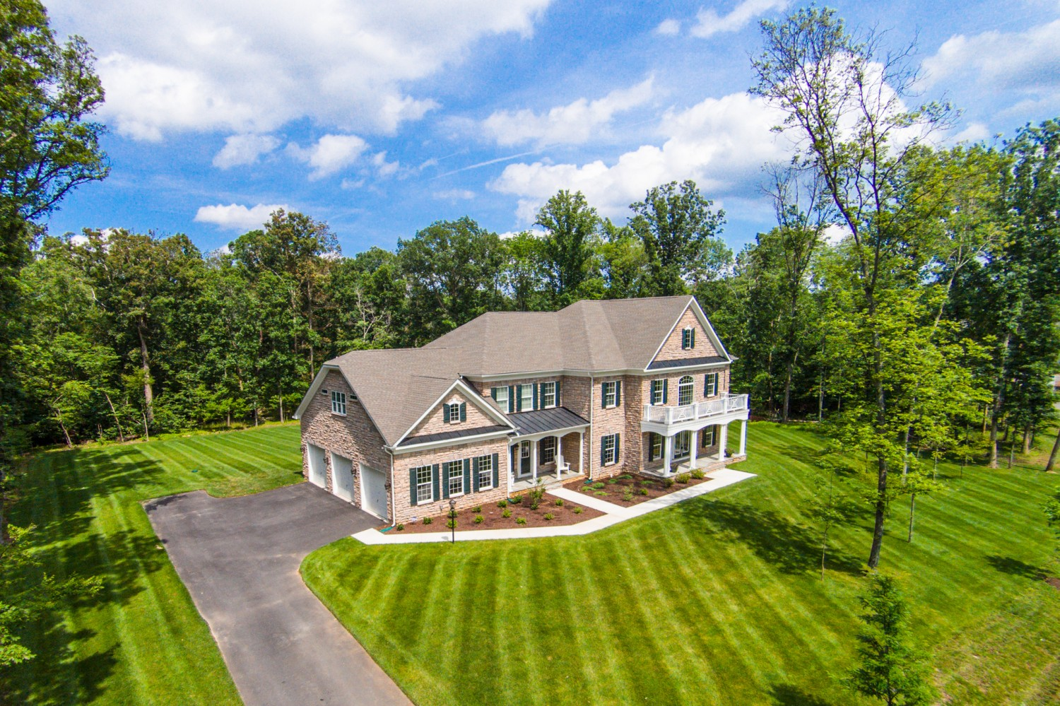 Residential Real Estate Aerial Drone Photography