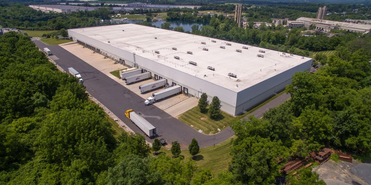 Commercial Real Estate Aerial Drone  Photography